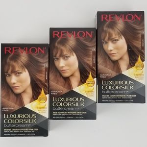 Used, Revlon Luxurious Colorsilk Buttercream Hair Dye 51NWT for sale